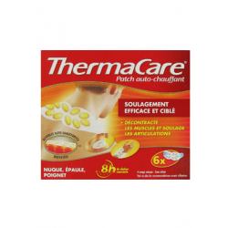 THERMACARE PATCH NUQUE....