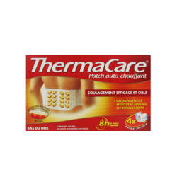 THERMACARE PATCH BAS DU...