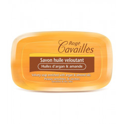 ROGE CAVAILLES SAVONS SOLIDES, Savon Huile Veloutant - 115g