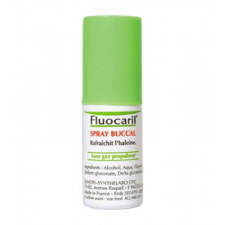 FLUOCARIL Spray buccal - 15 ml
