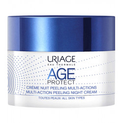 AGE PROTECT, Nuit Peeling Multi-Actions - 50 ml