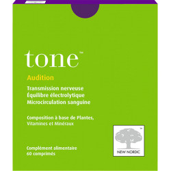 Tone. Bt 60 cps
