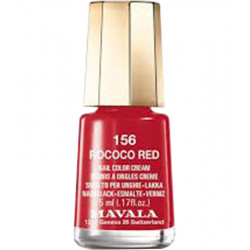 MINI COLOR Rococo Red N°156. Fl 5 ml