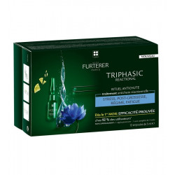 Triphasic Reactional rituel antichute - 12 x 5ml