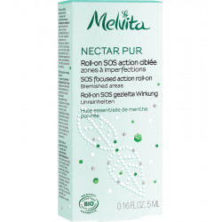 NECTAR PUR, Roll-on purifiant sos imperfections. 5ml