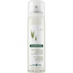 Shampooing Sec Extra-doux au Lait d'Avoine - Spray 150 ml