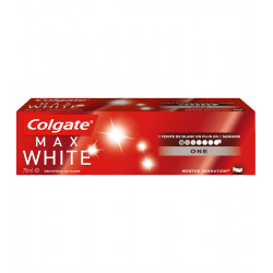 COLGATE MAX WHITE ONE Dentifrice - 75 ml