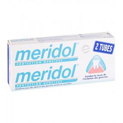 Dentifrice Gencives Irritées - 2x75 ml