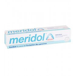 Dentifrice Gencives Irritées - 75 ml
