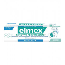 SENSITIVE PROFESSIONAL, Dentifrice Blancheur - 75 ml