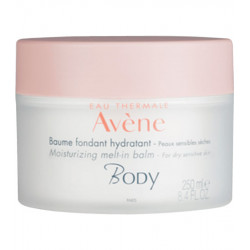 Body Baume fondant hydratant - 250ml