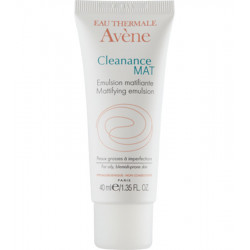 CLEANANCE MAT, Émulsion matifiante - 40 ml