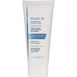 Kelual DS Gel moussant - 200ml