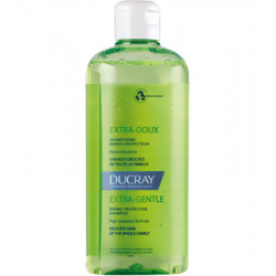DUCRAY Shampooing Extra-Doux Traitant Usage Fréquent - 400 ml
