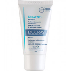 DUCRAY KERACNYL Masque Triple Action - 40 ml