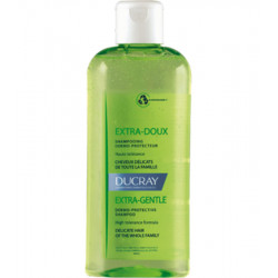 DUCRAY Shampooing Extra-Doux Traitant Usage Fréquent - 200 ml