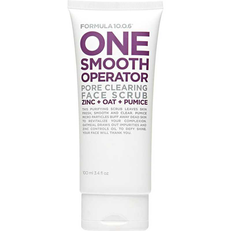 ONE SMOOTH OPERATOR, Gommage désincrustant. 100ml