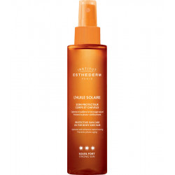 ADAPTASUN, Huile solaire protect corps & cheveux soleil fort. 150ml