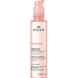 VERY ROSE, Huile démaquillante. 200ml