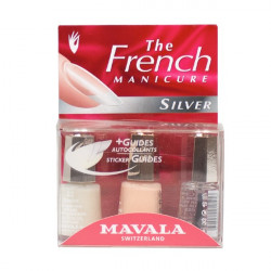 Coffret french manucure white