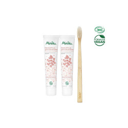 Duo dentifrice gencives...