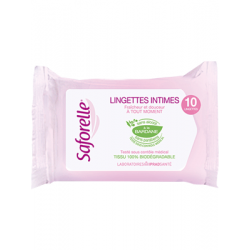 Lingettes intimes nomades,...